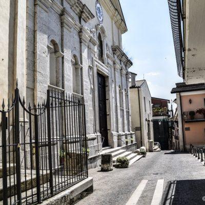 Vicoli e... Mirabella Eclano