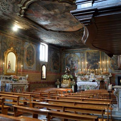 Chiesa San Bernardino Mirabella Eclano