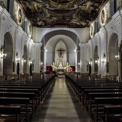 Chiesa Santa Maria Maggiore Mirabella Eclano